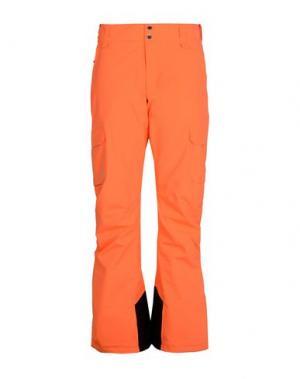 Лыжные брюки PEAK PERFORMANCE. Цвет: оранжевый