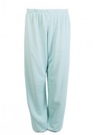 Спортивные брюки WILD FOX. Цвет: голубой
