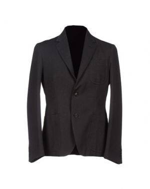 Пиджак MM by MARIOMATTEO. Цвет: стальной серый