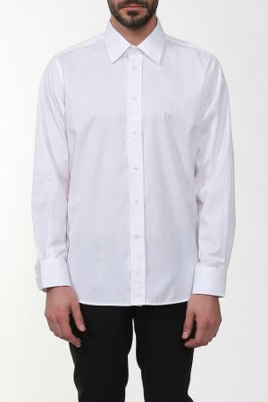 Рубашка REIKARTZ. Цвет: белый