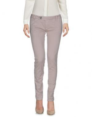 Повседневные брюки SHOCKLY. Цвет: бежевый