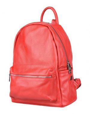 Рюкзаки и сумки на пояс MELTIN POT. Цвет: красный