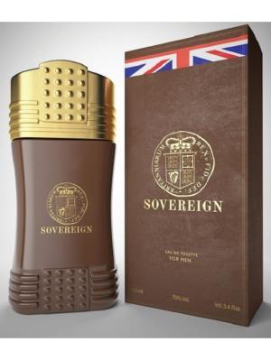 Монеты М Sovereign туалетная вода 100 мл ТД Покровка. Цвет: коричневый