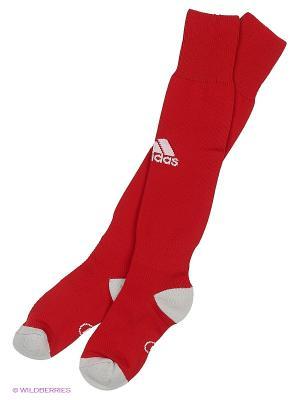 Гетры Milano 16 Sock Adidas. Цвет: красный