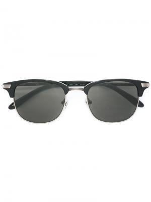 Солнцезащитные очки Koumal Paul & Joe. Цвет: чёрный