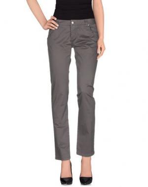 Повседневные брюки BROOKSFIELD. Цвет: серый