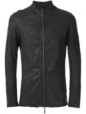 Zip up jacket Masnada. Цвет: чёрный