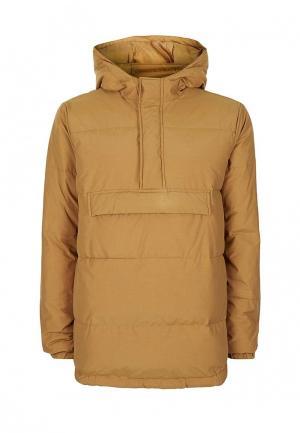 Куртка утепленная Topman. Цвет: желтый