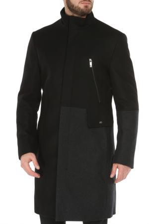 Пальто Dirk Bikkembergs. Цвет: c74, черный