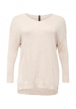 Пуловер Bestia Donna. Цвет: бежевый