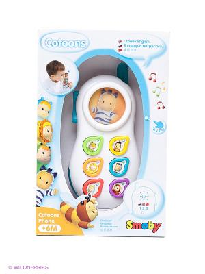 Телефон Smoby. Цвет: белый
