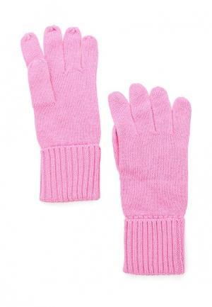 Перчатки Pur. Цвет: розовый