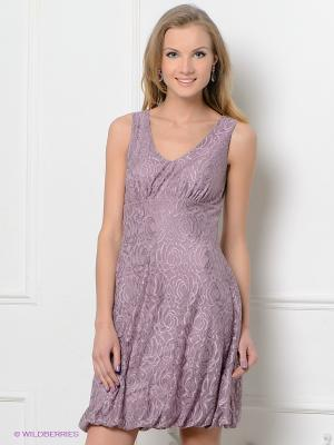 Платье Hammond. Цвет: сиреневый