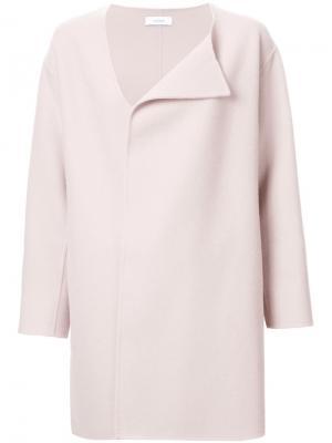 Пальто As W Rever Astraet. Цвет: коричневый