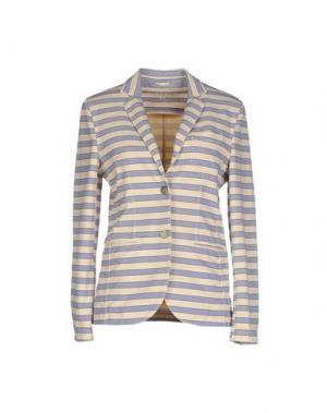 Пиджак CIRCOLO 1901. Цвет: лазурный