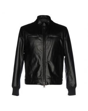 Куртка KIRED. Цвет: черный