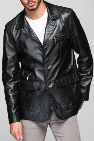 Куртка Deda. Цвет: черный