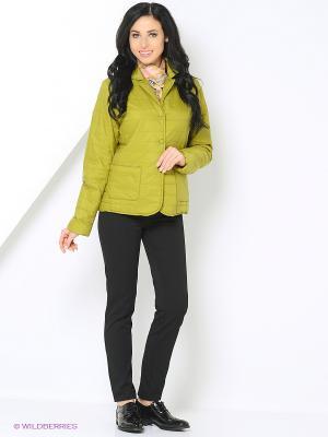 Куртка Mansion. Цвет: зеленый