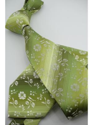 Галстук Fayzoff-SA. Цвет: светло-зеленый