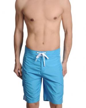 Пляжные брюки и шорты WAIMEA CLASSIC. Цвет: лазурный