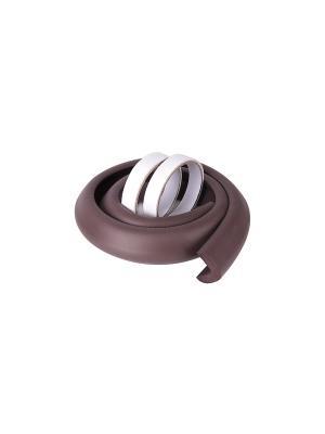 Безопасная лента 1 метр ПОМА. Цвет: коричневый