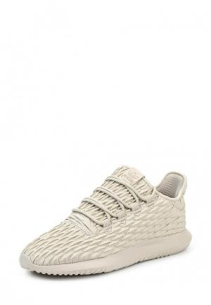 Кроссовки adidas Originals. Цвет: бежевый