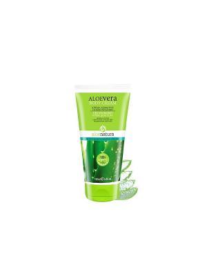 Алоэнейчер увлажняющий крем для тела, 150мл Madis S.A.. Цвет: светло-зеленый