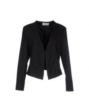 Пиджак HANNY DEEP. Цвет: черный