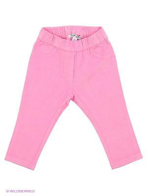 Брюки MANAI. Цвет: розовый
