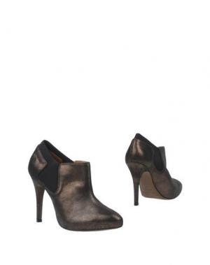 Ботинки VICENZA). Цвет: бронзовый