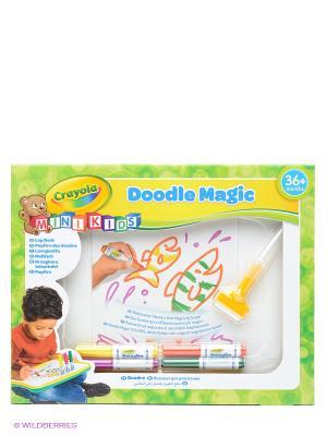 Доска для рисования Doodle Magic Crayola. Цвет: белый