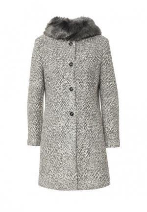 Пальто More&More. Цвет: серый