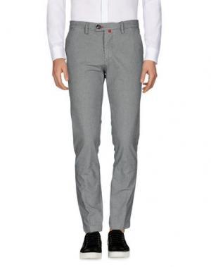 Повседневные брюки BARONIO. Цвет: черный