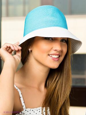 Шляпа Maxval. Цвет: светло-голубой