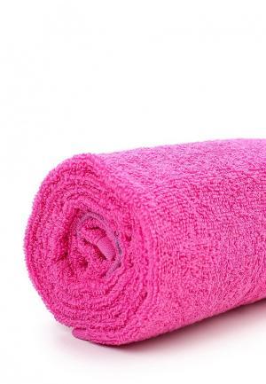 Полотенце Speedo. Цвет: розовый