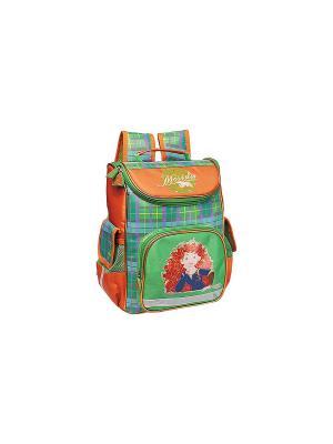 Рюкзак Premium Box Brave Limpopo. Цвет: зеленый