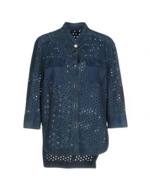 Pубашка DIEGO M. Цвет: синий