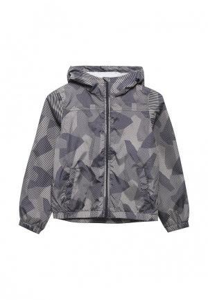 Куртка Name It. Цвет: серый