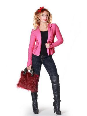 Жакет Artwizard. Цвет: розовый