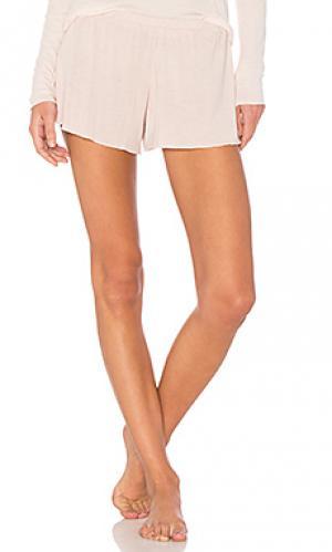 Кружевные шорты jessie Skin. Цвет: румянец