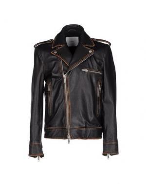 Куртка COVERT. Цвет: темно-коричневый