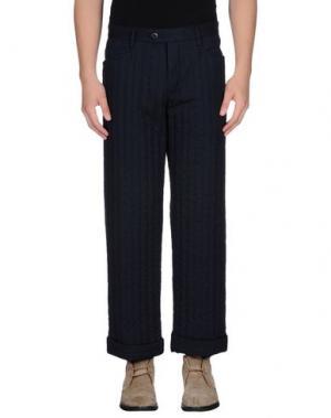 Повседневные брюки TS(S). Цвет: темно-синий