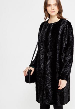 Пальто Brassorti. Цвет: черный