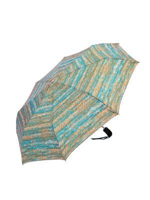 Зонт Stilla s.r.l.. Цвет: зеленый, желтый