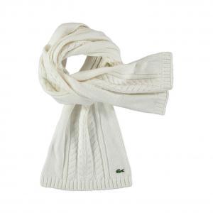 Шапки, шарфы и перчатки Lacoste. Цвет: none