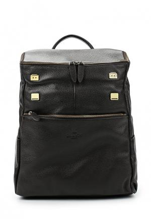 Рюкзак Dr.Koffer. Цвет: коричневый