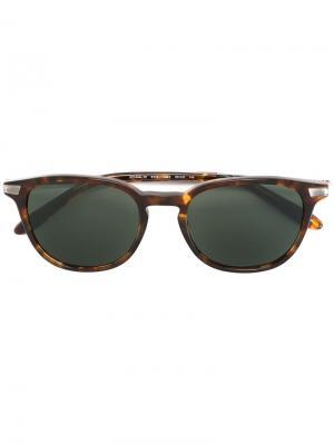 Солнцезащитные очки Koumal Paul & Joe. Цвет: коричневый