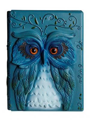 Дневник совы TRIMENSIONS. Цвет: синий