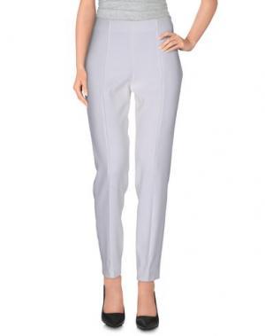 Повседневные брюки FAY. Цвет: белый