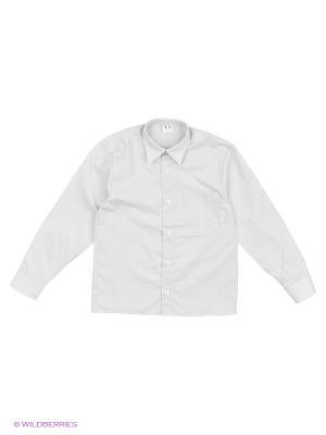 Рубашка Аэлита. Цвет: светло-серый
